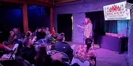 the BREWERY COMEDY TOUR at SUGAR CREEK tickets