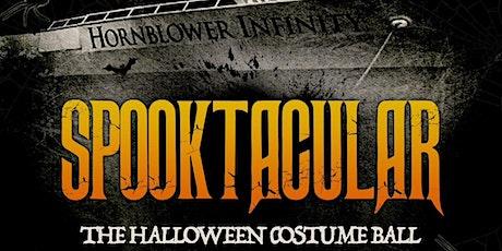 Hornblower Spooktacular Halloween Costume Ball tickets