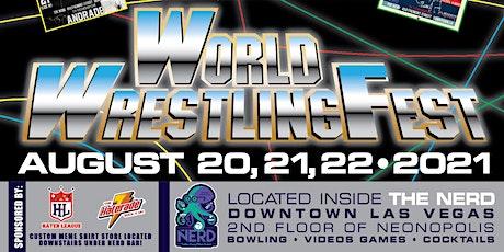 World Wrestling Fest tickets