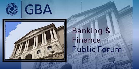 Banking & Finance Public Forum tickets