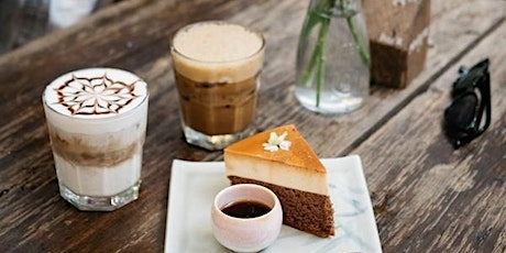 Coffee & Cake at Extraction Artisan coffee tickets