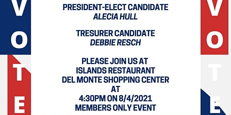 Members Only Election Night! tickets