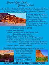 INSPIRE YOUR SOUL'S JOURNEY RETREAT, RED CLIFFS LODGE MOAB, UTAH tickets