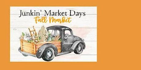 Junkin' Market Days Estes Park tickets