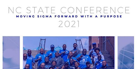 The Sigmas of North Carolina  Virtual State Conference tickets