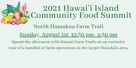 North Hāmākua Farm Trail tickets