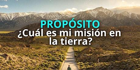 MASTERCLASS PROPÓSITO: ¿Cuál es mi misión en la tierra? tickets
