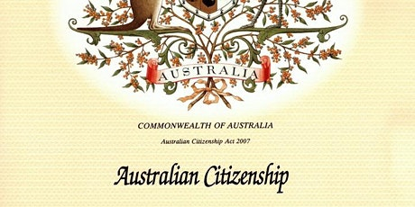 How to Apply for Australian Citizenship @ Clarkson Library tickets