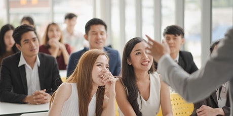 Free (Morning) English Lessons in Sheung Wan tickets