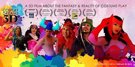 July Online 3-D Screening tickets
