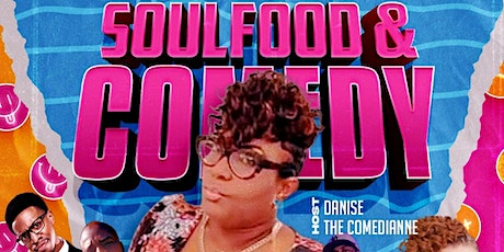 House of Soul Presents: Soul Food and Comedy tickets