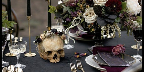 Styled Gothic Wedding Shoot  For Photographers tickets
