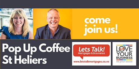 Love Your Business - Coffee Pop Up - Networking Event - St Heliers tickets