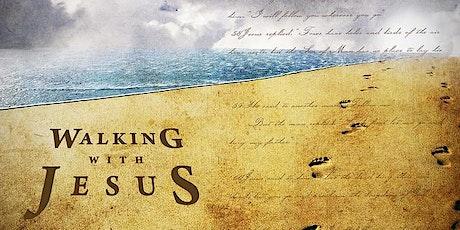 Walking with Jesus Challenge tickets