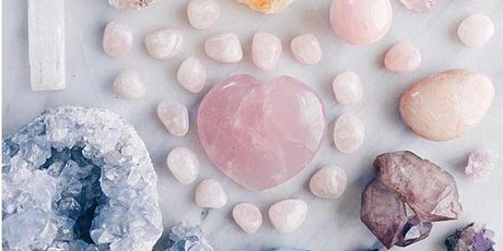 Crystal healing workshop tickets