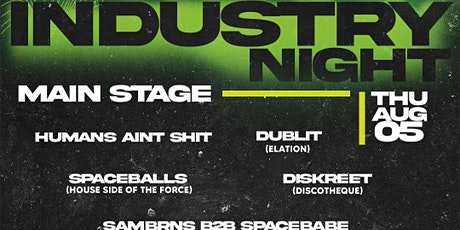 Low End Presents: Industry Night tickets