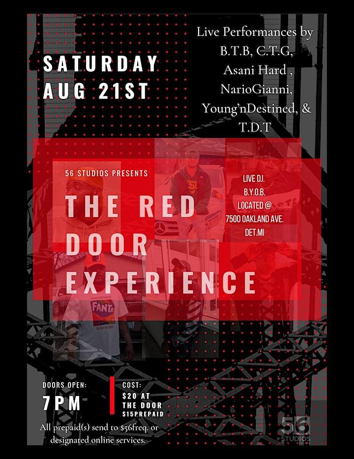 The Red Door Experience image
