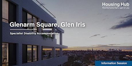 Summer Housing Glen Iris | Project Information Session tickets