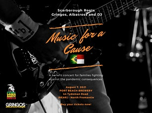 Farewell Party - Music for a cause tickets