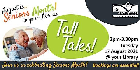 Tall Tales tickets