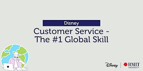 Disney: Customer Service - The #1 Global Skill tickets