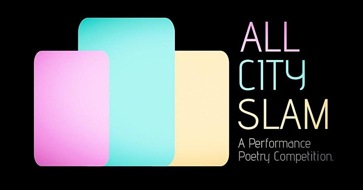 The All City Poetry Slam: The Semifinals! image