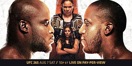 UFC 265 Viewing Party at Mac's Wood Grilled tickets