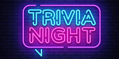 Trivia night  & Free Dinner tickets