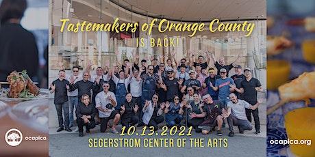 Tastemakers of Orange County 2021 tickets