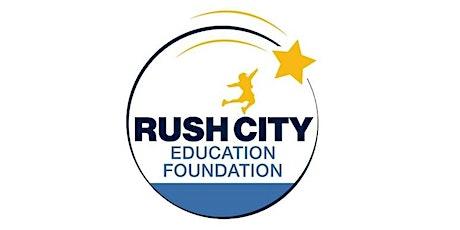 Rush City Education Foundation Fling tickets