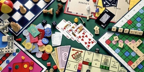 Board Games Night and Dinner tickets