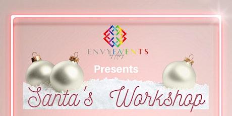 Santa's Workshop tickets