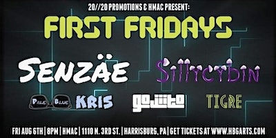 First Friday EDM
