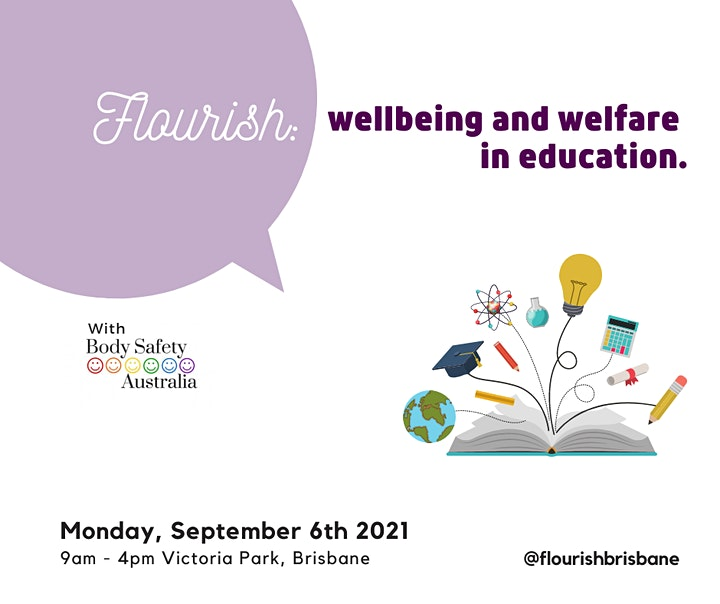 Flourish: Wellbeing and Welfare in Education image