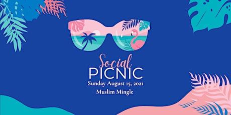 SOCIAL PICNIC tickets