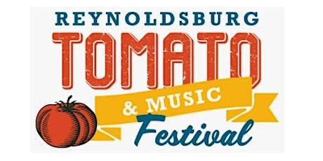 VENDOR REGISTRATION: 55th Annual Reynoldsburg Tomato Festival 8/12-14  2021 tickets