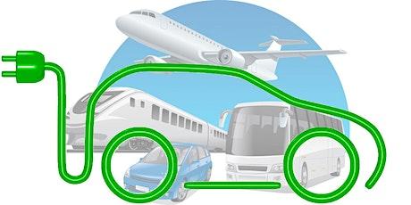 Climate in the Pub: Greening human transport before 2050 (Dr David Mills) biglietti