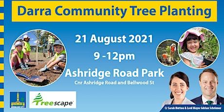 Darra - Brisbane City Council & Treescape Community Tree Planting tickets