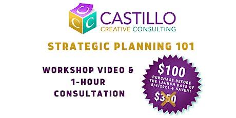 Strategic Planning 101 tickets