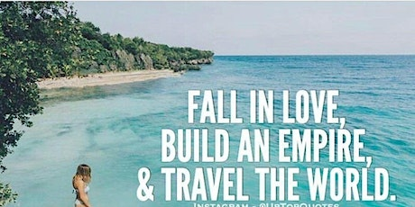 Build Your Own Home-Based Empire with Travel-Online Event (CST) tickets