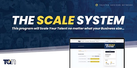 Scale Your Talent - Recruit and Retain Staff tickets