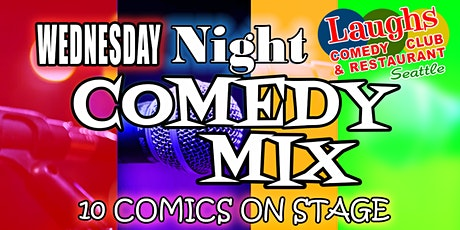 The Wednesday Night Comedy Mix tickets