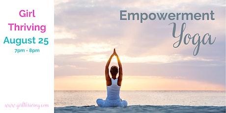 Empowerment Yoga Tickets