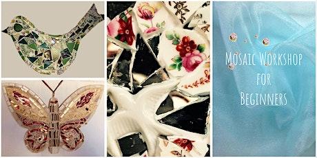 Mosaic & Merlot / Day workshop tickets