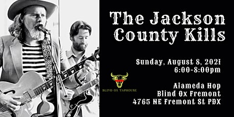 Live Music: The Jackson County Kills at Blind Ox FREMONT tickets