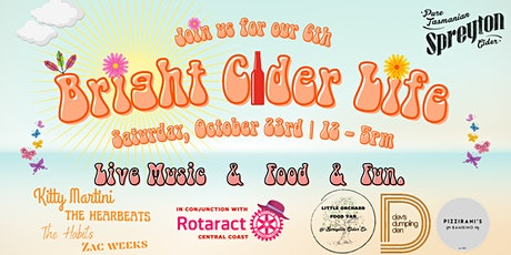 Bright Cider Life VI tickets