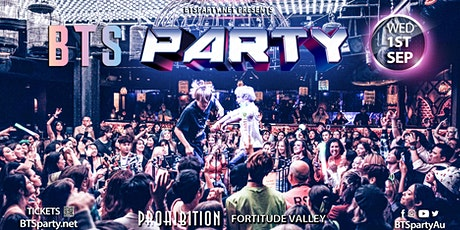 Brisbane BTS Party + Kpop Party [30 Tickets LEFT] tickets
