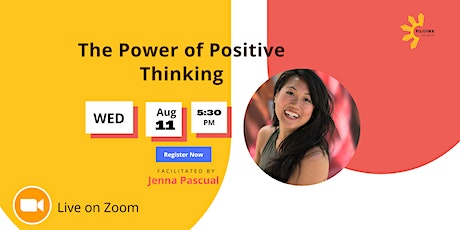 The Power of Positivity  With Jenna Pascual tickets