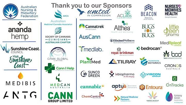 United In Compassion  (UIC)  2022 Australian Medicinal Cannabis Symposium image