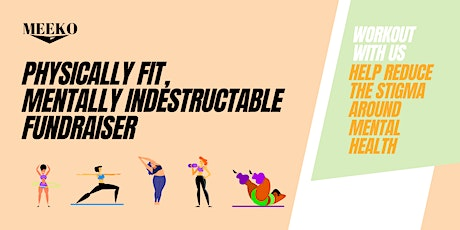 Physically Fit, Mentally Indestructible Fundraiser - Yoga tickets